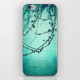 Fog of Green iPhone Skin