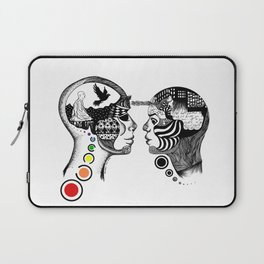 [lux aeterna] Laptop Sleeve