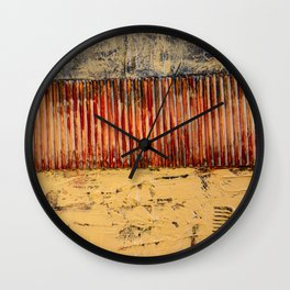 Stressed Out With a Difference Wall Clock