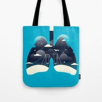 tfios Tote Bags featuring TFIOS by Risa Rodil