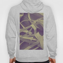 Purple paper Hoody
