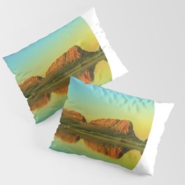 Reflections of Elephant Rock Pillow Sham