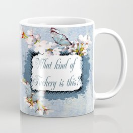What kind of fuckery is this? Coffee Mug