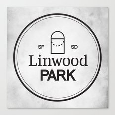 Linwood Park Canvas Print