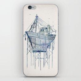 Dry Dock I iPhone Skin