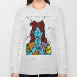SALLY - THE NIGHTMARE BEFORE CHRISTMAS Long Sleeve T-shirt