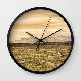 Connemara Dreaming Wall Clock