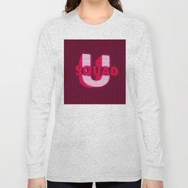 U SQUAD Long Sleeve T-shirt
