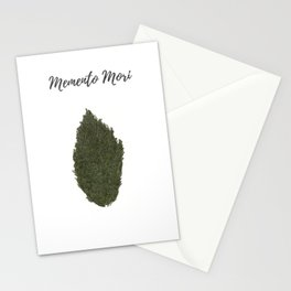 Remember to die: memento mori Stationery Cards