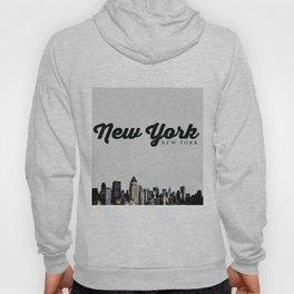 New York, NY Hoody