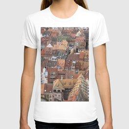 Alsace Rooftops T-shirt