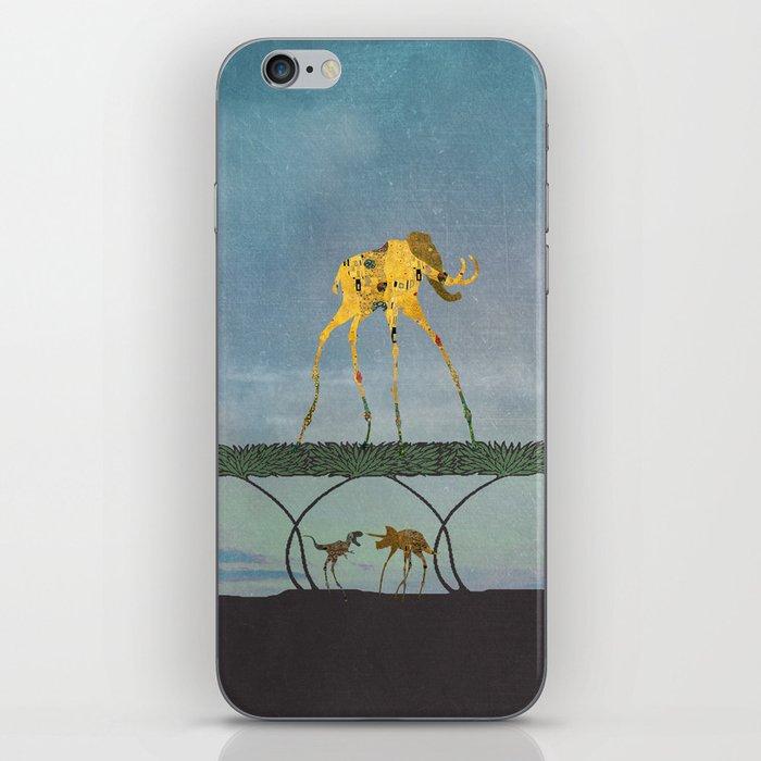 Dalimt Prehistoric Fantasy iPhone Skin