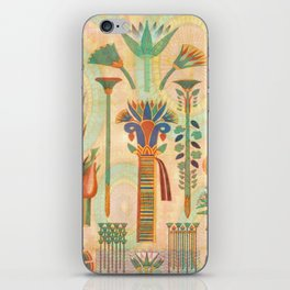 Vintage Egyptian iPhone Skin