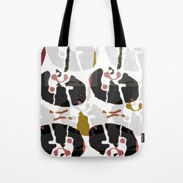 Abstract Mechanical Tote Bag