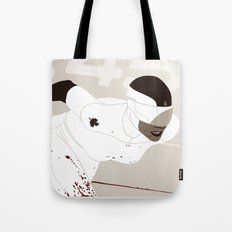 Bloody Skating - Ad Victoriam Tote Bag