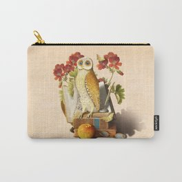 Apprentice Owl Carry-All Pouch