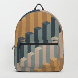 Geometric Columns II Backpack