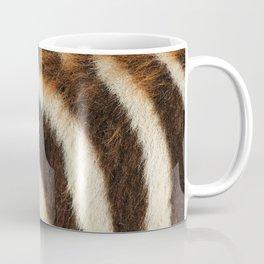 Zebra Fur Coffee Mug