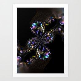 Otherworld V1 9 Art Print