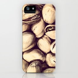 Pistachios iPhone Case