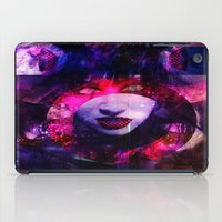 lydia martin iPad Cases featuring Atomic Lydia. by echopunk