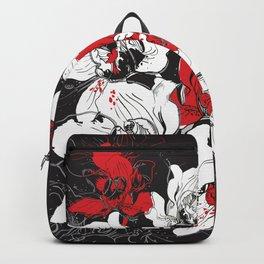 Rouge et Noir Backpack