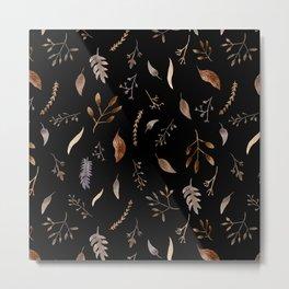 """""""Dried flowers"""" Metal Print"""