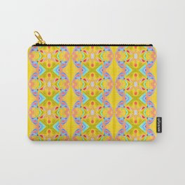 Abstract Vintage Ornament QF Carry-All Pouch