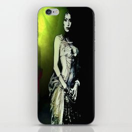 Esmerelda: Stepping Out Of The Nightmare Realm iPhone Skin