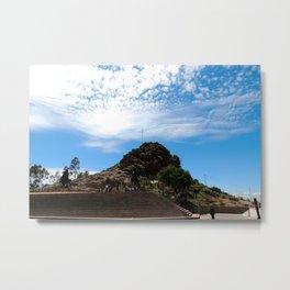 Cerro de la Bufa Metal Print