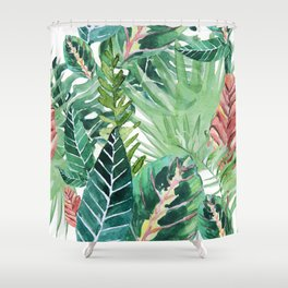 Havana jungle Shower Curtain