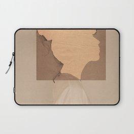 Paper portrait Laptop Sleeve