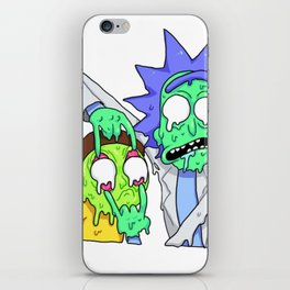 Rick iPhone Skin
