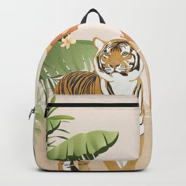 The Lady and the Tiger Backpack