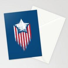 Star & Stripes Stationery Cards