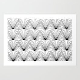 THE OUTBURSTS Art Print