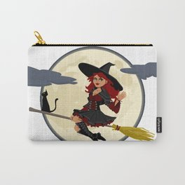 A Magical Ride (Halloween) Carry-All Pouch