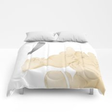 A mothers love Comforters