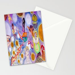 The Stiletto Stationery Cards