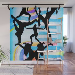 Bodies of Creative Expression Wall Mural