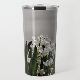 Hyacinth background Travel Mug