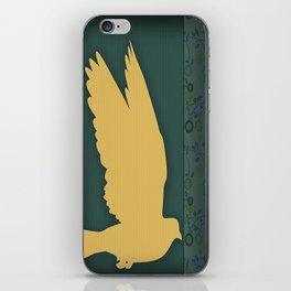 Spring Flight iPhone Skin