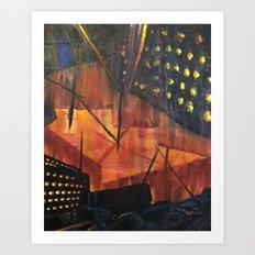Void secondary Art Print