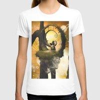 wonderland T-shirts featuring Wonderland  by nicky2342