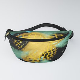 DS FS Hex And Green S6 Fanny Pack
