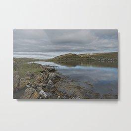 Shetland Isles Metal Print