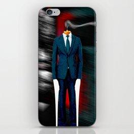 Stifle iPhone Skin