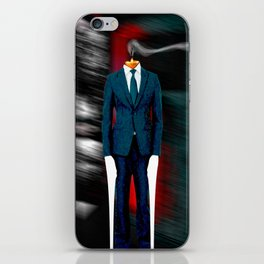 Stifle iPhone Skin