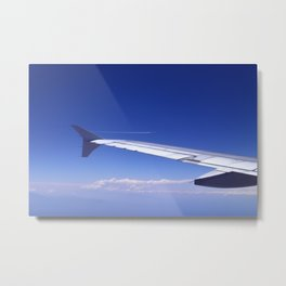 Aviation - IV Metal Print