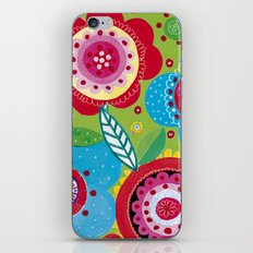 Pattern 1 iPhone & iPod Skin